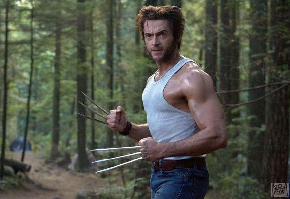 Hugh Jackman in una scena di X-Men: Conflitto Finale