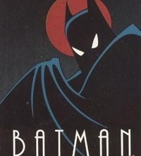 La locandina di Batman - The Animated Series
