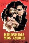 La locandina di Hiroshima mon amour