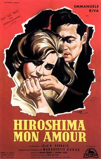 La Locandina Di Hiroshima Mon Amour 26302