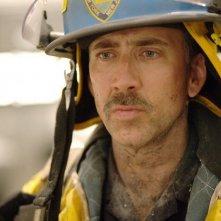 Nicolas Cage è un vigile del fuoco in World Trade Center