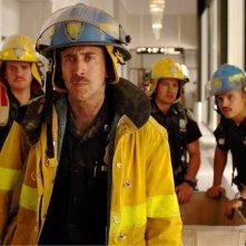 Nicolas Cage è uno dei vigili del fuoco in World Trade Center