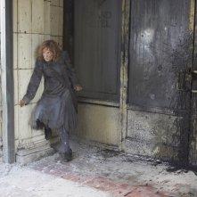 Tanya Allen in una scena di SILENT HILL