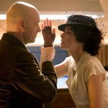 Kevin Spacey e Parker Posey in Superman Returns