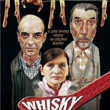 La locandina italiana di Whisky