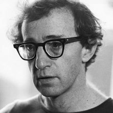 Woody Allen nel film Manhattan