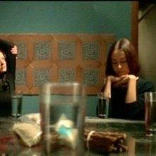 Mandala Tayde, Claire Falconer, Olga Shuvalova e Anapola Mushkadiz in una scena di H2Odio