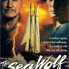 La locandina di Sea Wolf - La nave fantasma