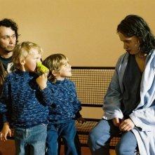 Una scena del film Una cosa chiamata felicità (2005)