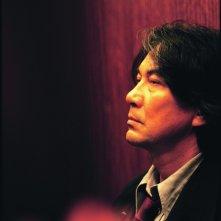 Kôji Yakusho in una  scena di Babel