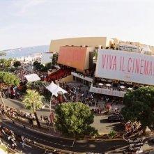 Una vista del Palais des Festivals