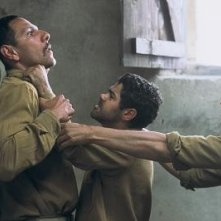 Una scena del film Indigènes