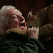 Charles Durning in una scena di 'Desperation'