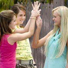 Emma Roberts, Joanna 'JoJo' Levesque e Sara Paxton in Aquamarine
