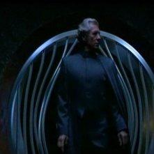 Ian McKellen in una scena di X-MEN, del 2000