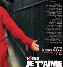 La locandina di Paris, je t'aime