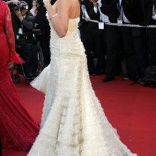 Penélope Cruz a Cannes per presnetare Volver