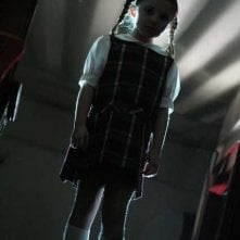 Sammi Hanratty in una scena suggestiva di 'Desperation'