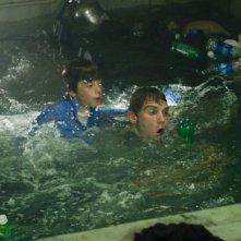 scena del film Poseidon