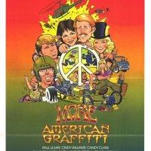 La locandina di American Graffiti 2