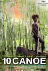 La locandina di Dieci canoe