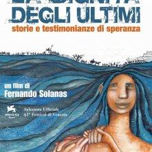 la locandina italiana di La dignità degli ultimi