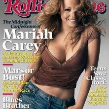 Mariah Carey sulla cover di Rolling Stone