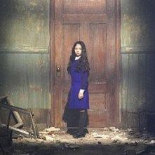 Jodelle Ferland in Silent Hill, di Christophe Gans