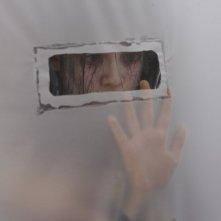Jodelle Ferland in una scena di SILENT HILL