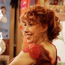 Lily Tomlin in una scena del film Radio America