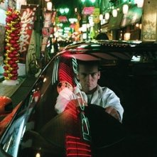 Lucas Black in una bella immagine di The Fast and the Furious 3