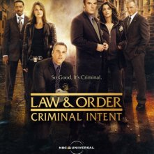 La locandina di Law & Order: Criminal Intent