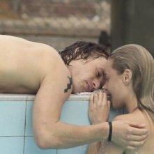 Abbie Cornish con Heath Ledger in Paradiso + Inferno