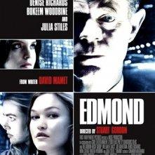 La locandina di Edmond