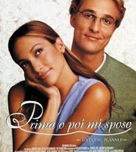 La locandina di The Wedding Planner - Prima o poi mi sposo