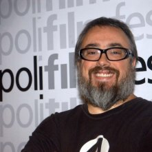 Álex de la Iglesia al Napoli Film Festival 2006