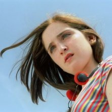 una pensierosa Gabriella Belisario ne L'estate del mio primo bacio