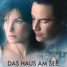 Il manifesto tedesco de La casa sul lago del tempo