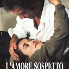 La locandina italiana di L'amore sospetto