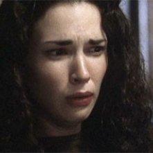 Laura Mennell in una scena di 11:11 - La paura ha un nuovo numero