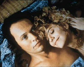 Billy Crystal e Meg Ryan in Harry, ti presento Sally