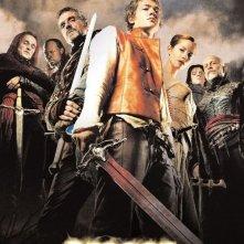 La locandina del film Eragon
