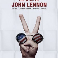 La locandina di The U.S. vs. John Lennon