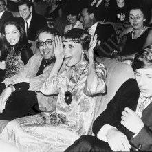 Mia Farrow e Roman Polanski