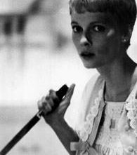 Mia Farrow in Rosemary's baby - Nastro rosso a New York