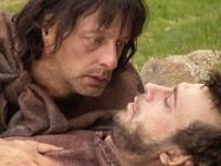 Una scena di Antonio, Guerriero di Dio