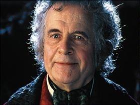 Ian Holm Nei Panni Di Bilbo Baggins Ne La Compagnia Dell Anello 28271