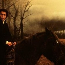 Johnny Depp nel film Il mistero di Sleepy Hollow
