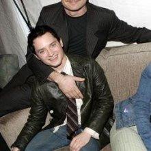 Liev Schreiber ed Elijah Wood