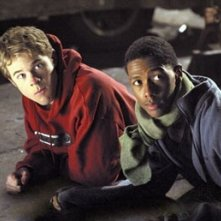 Shawn Ashmore e Nick Cannon in Detective a 2 ruote
